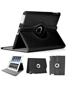Merkloos Apple iPad 2 / 3 / 4 Luxe 360 graden Case
