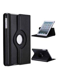 Merkloos Apple iPad Mini / Mini 2 Rotation Folio Case Zwart