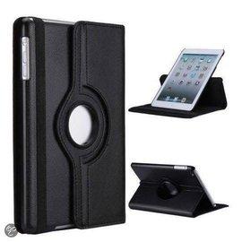 Merkloos 360 Rotation Folio Case Cover iPad Mini Zwart