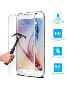 Merkloos 2 Stuks Samsung Galaxy J3 2016 Glazen Screenprotector