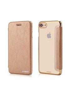 Xundd iPhone 8 / 7 flipcover Goud
