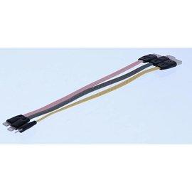 Merkloos USB Oplaadkabel en Datakabel Lightning (25cm)