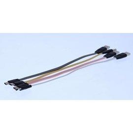 Merkloos USB Type-C  Oplaadkabel en Datakabel (25cm)