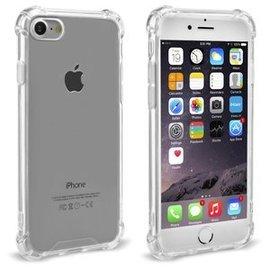 Merkloos Shock Proof TPU Frame hoesje iPhone 8