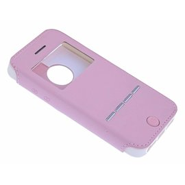 G-Case G-Case Licht Roze Window Viewer Shell Suit Hoesje iPhone 5 / 5S / SE