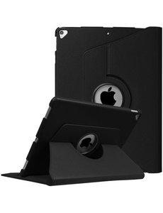 Merkloos - iPad Pro 12.9 (2017) hoesje 360° draaibaar Zwart