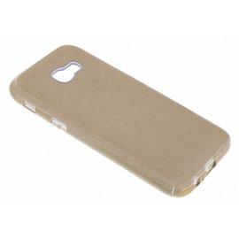 Merkloos Goud Glitter TPU Hoesje Samsung Galaxy A5 (2017)