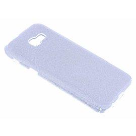 Merkloos Zilver Glitter TPU Hoesje Samsung Galaxy A5 (2017)