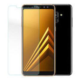 Merkloos 2x Premium Tempered Glass Samsung Galaxy A8 (2018)