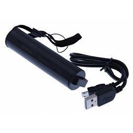 Ntech Ntech Portable T07 Mini Power Bank Universeel met Micro USB & Polsbandje