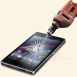 Merkloos Tempered Glass 9H Nano Sony Xperia Z2