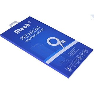 Merkloos Samsung Galaxy S9 Zwart Premium Curved 3D Tempered Glass / Screen protector