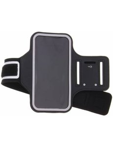 Merkloos Zwart sportarmband LG G6