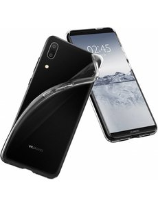 Merkloos Huawei P20 Ultra Dunne hoesje - case - transparant