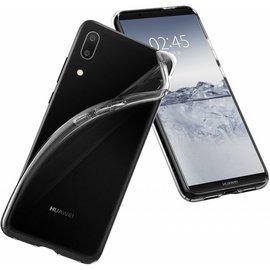 Merkloos Huawei P20 Ultra Dunne hoesje - Soft TPU case - transparant