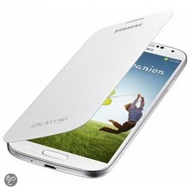 Samsung Samsung Flip Cover voor de Samsung Galaxy Note 2 - Wit