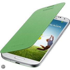 Samsung Samsung Flip Cover voor Samsung Galaxy S4 - Groen