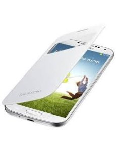 Samsung Samsung S View Cover voor Samsung Galaxy S4 - Wit
