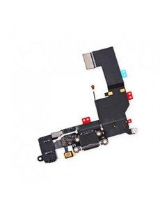Merkloos iPhone X / Xs - Charge Connector Flex Zwart