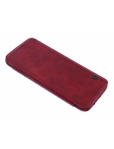 G-Case G - Case Rood Kunstleer Flip Cover Hoesje Samsung Galaxy S7 Edge
