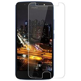 Merkloos Motorola Moto G5S Tempered Glass / Glazen Screenprotector