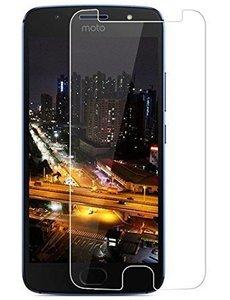 Merkloos Motorola Moto G5S 2Pack / 2X Tempered Glass / Glazen Screenprotector