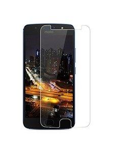Merkloos Motorola Moto G5S Plus Tempered Glass / Glazen Screenprotector