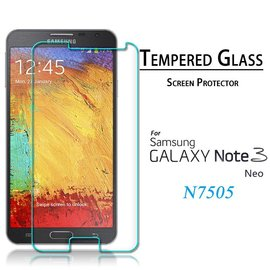 Merkloos Samsung Galaxy Note 3 Neo glazen Screen protector Tempered Glass 2.5D 9H (0.3mm)