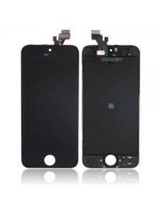 Merkloos Apple Iphone 6 Plus - Komplett Display LCD+Touchscreen swart