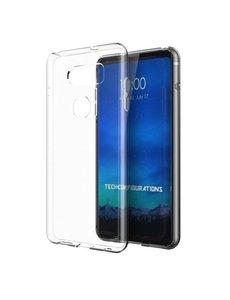 Merkloos LG V30 Transparant Hoesje