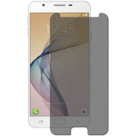 Merkloos Privacy Glazen Screenprotector / Anti Spy Tempered Glass voor Samsung Galaxy A3 2017