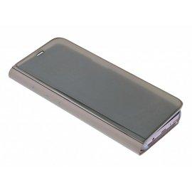 Merkloos Goud LED Flip Cover Hoesje voor de Samsung Galaxy S9+ Plus