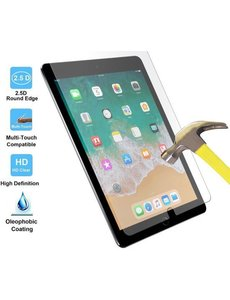 Merkloos Apple iPad Pro 10.5 (2017) 2Pack Tempered Glass Transparant Screenprotector