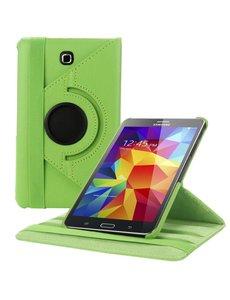 Merkloos Samsung Galaxy Tab 4 7.0 inch Tablet hoesje 360 Draaibaar - Grone