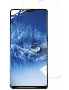 Merkloos 2 pack OnePlus 6 Premium Glazen tempered glass / Screenprotector (0.3mm)