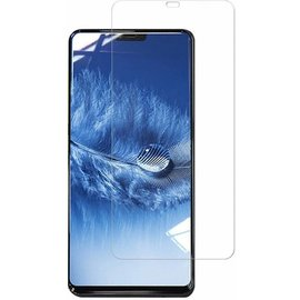 Merkloos 2 pack OnePlus 6 Premium Glazen tempered glass / screen protector 2.5D 9H (0.3mm)