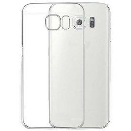 Merkloos Ultra thin Samsung Galaxy J4 2018 Transparant TPU Case Cover - Crystal Clear