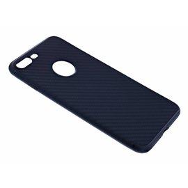 OU case OU Case Zwart  Soft TPU Hoesje Ferrari series voor iPhone 8+ (Plus) / 7+ (Plus)