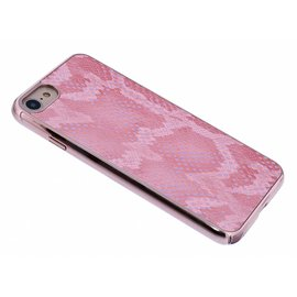 OU case OU Case Rose Goud Dimon Series Hard TPU Hoesje voor iPhone 8 / 7