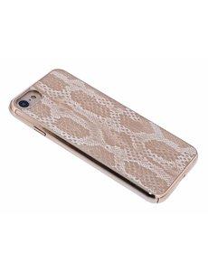 OU case OU Case Goud Dimon Series Hard TPU Hoesje voor iPhone 8 / 7