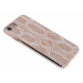 OU case OU Case Goud Dimon Series Hard TPU Hoesje voor iPhone 8 / 7
