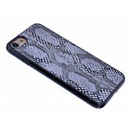 OU case OU Case Zwart Dimon Series Hard TPU Hoesje voor iPhone 8 / 7