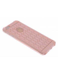 OU case OU Case Rose Goud Hoesje Crystal series voor iPhone 6+ (Plus) / 6S+ (Plus)