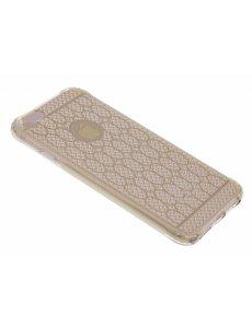 OU case OU Case Goud Hoesje Crystal series voor iPhone 6+ (Plus) / 6S+ (Plus)