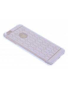 OU case OU Case Transparent Hoesje Crystal series voor iPhone 6 / 6S