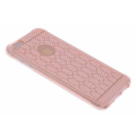 OU case OU Case Rose Goud Soft TPU Hoesje Crystal series voor iPhone 6 / 6S