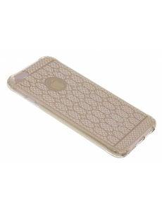 OU case OU Case Goud Hoesje Crystal series voor iPhone 6 / 6S