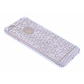 OU case OU Case Transparent Soft TPU Hoesje Crystal series voor iPhone 5 / 5S / SE