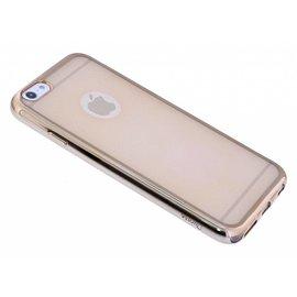 OU case Goud OU Case Ultra Dun Soft TPU Hoesje iPhone 6 / 6S