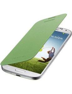 Samsung Flip Cover voor de Samsung Galaxy S4 (Samsung Galaxy i9500) (green) (EF-FI950BGEG)